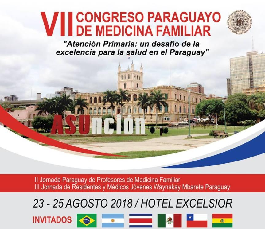 VII Congreso Paraguayo de MedicinaFamiliar